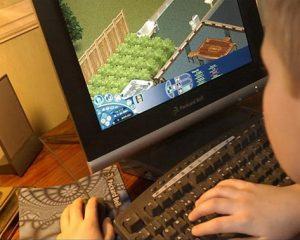 bahaya game online pada anak