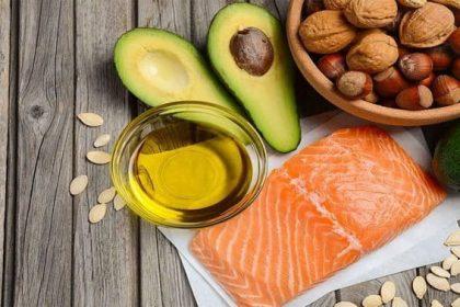 makanan yang mengandung lemak baik